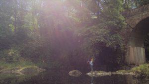 Bridge Pool, River Ardle