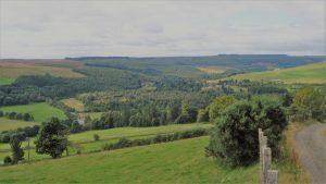 Bridge of Cally and Strathardle